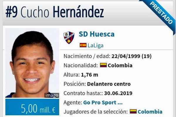 ¿Quién es 'El cucho Hernández'?