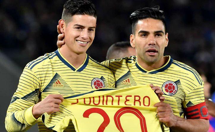 Colombia ya tiene representante en La Copa América y enloqueció a Brasil ¿De quién se trata?