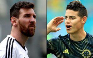Colombia empezó ganándole a Argentina en la Copa América 2020