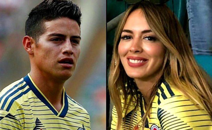 Shannon de Lima se está ganando a los colombianos ¡James debe estar feliz!
