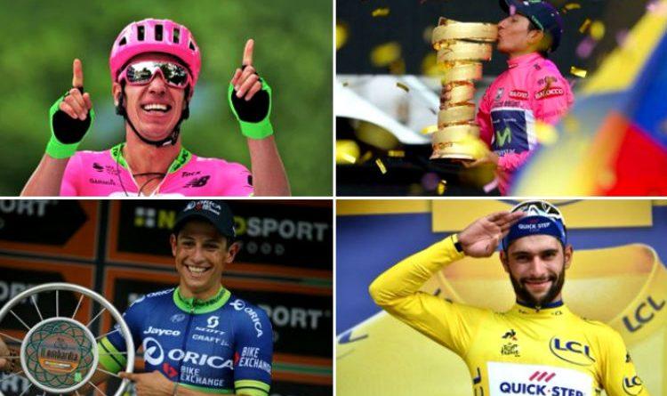 Los colombianos favoritos para ganar la Vuelta a España