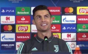 La llamativa pregunta personal a Cristiano Ronaldo en una curiosa…