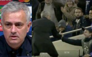 El recogepelotas que se ganó los elogios de Mourinho en…