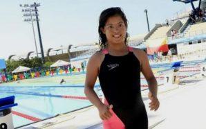 La única nadadora tolimense con síndrome de down gana oro en los Juegos Paranacionales 2019