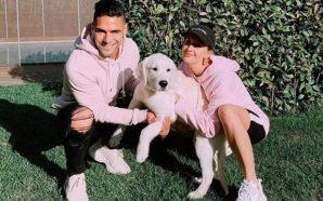 Falcao estrena perro en familia y se une al club…