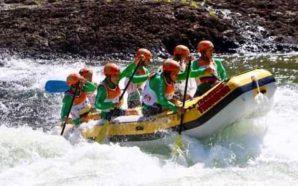 Equipo de rafting de excombatientes obtuvo el premio Juego Limpio…