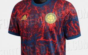 Filtran la posible nueva camiseta de la Selección Colombia para…