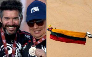 Otro triunfo para Colombia, estos colombianos cruzaron la meta en…