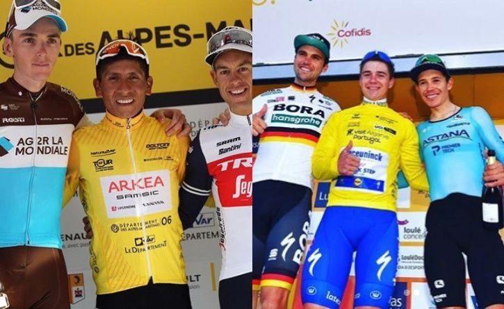 Colombia ascendió al tercer puesto del ranking mundial de UCI gracias a Nairo y López