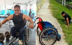 Deportista paralímpico le salvó la vida a un gatito que…