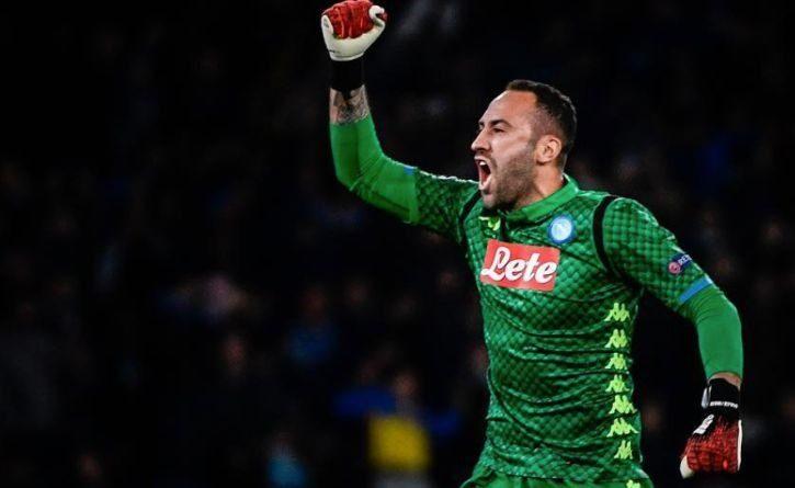 El golazo de Napoli a Barcelona que nació desde Ospina, con baile a Messi incluido