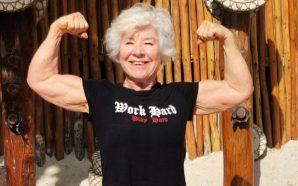 A sus 73 años se convierte en influencer fitness para…