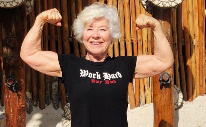 A sus 73 años se convierte en influencer fitness para superar la depresiónA sus 73 años se convierte en influencer fitness para superar la depresión