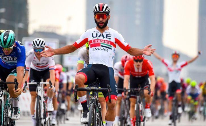 Amenaza de coronavirus para Fernando Gaviria, el 'más veloz' del ciclismo colombiano