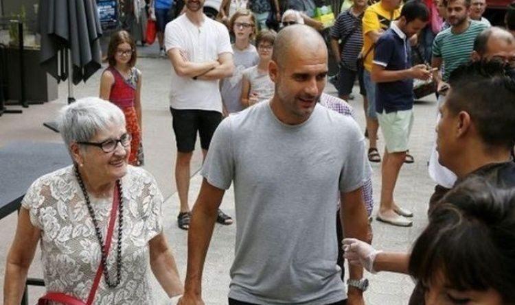 Luto en el fútbol_ madre de Pep Guardiola murió por COVID-19