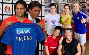 Falcao y 'El Pibe' comparten una pasión especial de la…