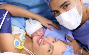 Así presentó Falcao García a su hijo recién nacido ¡Bienvenido…
