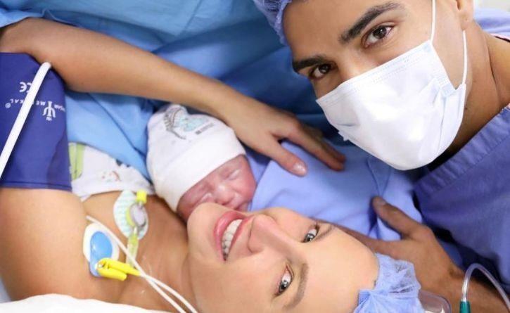Así presentó Falcao García a su hijo recién nacido ¡Bienvenido 'Tigrillo'!