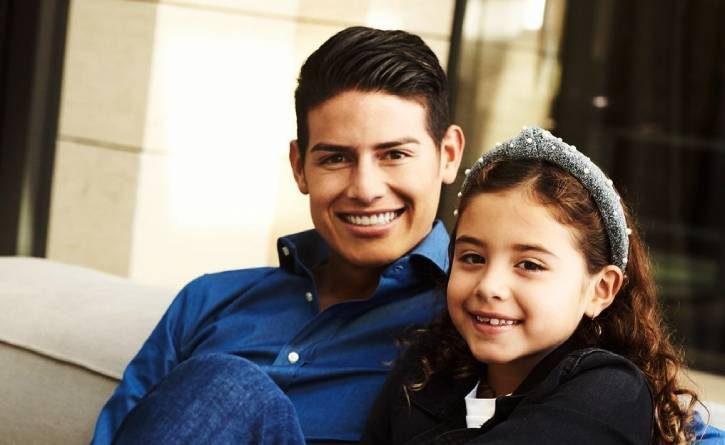 La hija de James Rodríguez no tiene límites, ¡Salomé sorprende con un deporte extremo!