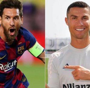 Cristiano Ronaldo sigue contagiado de COVID-19 pero podría jugar contra Messi