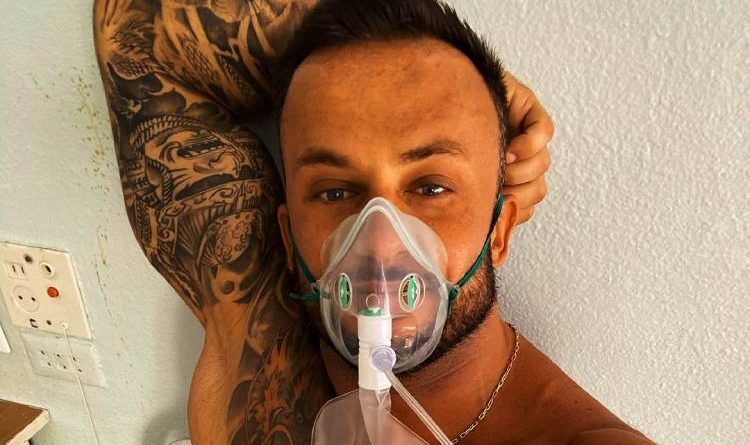 Murió de COVID-19 el influencer fitness que negó la existencia del virus