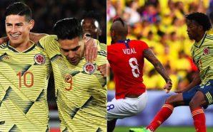 Así le ganó Colombia a Venezuela, ¡Gracias muchachos por tantas…