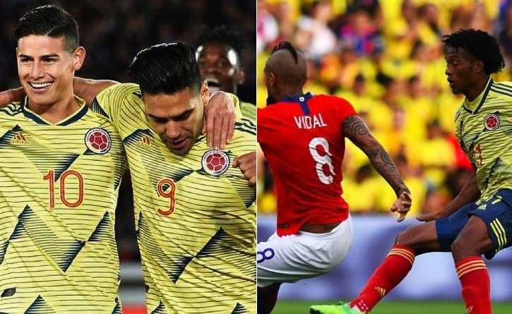 Así le ganó Colombia a Venezuela, ¡más cerca del Mundial de Catar 2022!