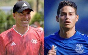 James Rodríguez desata una nueva polémica contra Zidane en Real…