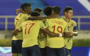 Así empató Colombia contra Chile en la eliminatoria por Catar…