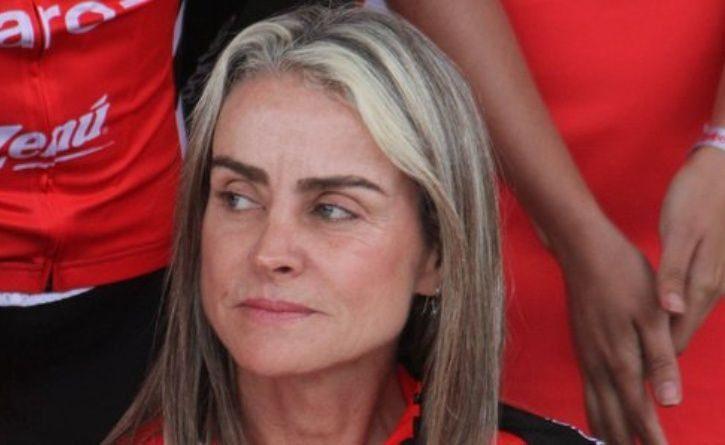 Con 52 años, María Luisa Calle busca el título de la Vuelta a Colombia Femenina