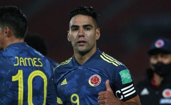 El triste mensaje de Falcao García por no poder estar en el partido contra Uruguay