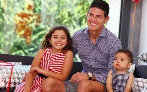 James Rodríguez le incumplió importante promesa a su hija en…