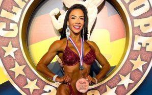 Nueva campeona del mundo de fisicoculturismo es colombiana, pero representa…