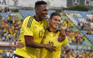 Yerry Mina se destapa y revela tremendo secreto de James…