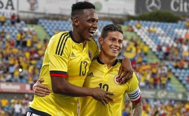 James y otras figuras que por COVID-19 podrían quedar fuera de Selección Colombia