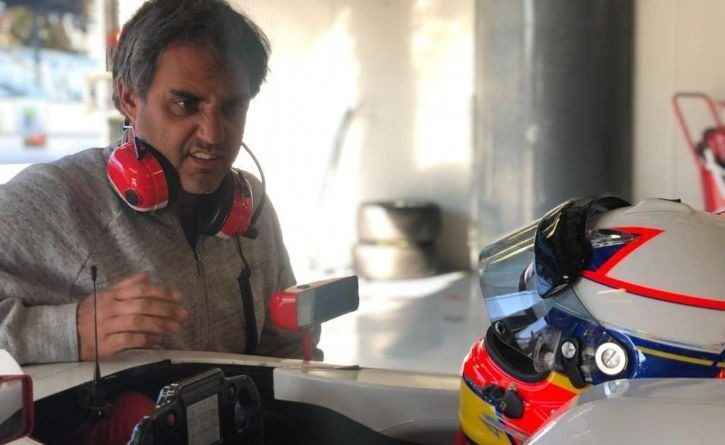Juan Pablo Montoya responde a burlas en redes sociales y debuta como profesor