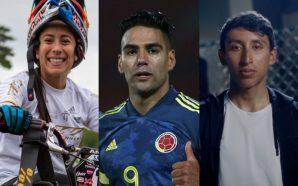 Así han reaccionado deportistas colombianos a la realidad social del…