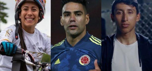 Así han reaccionado deportistas colombianos a la realidad social del país