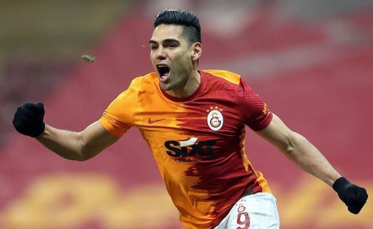 Así podría quedar Falcao García campeón con Galatasaray en Turquía
