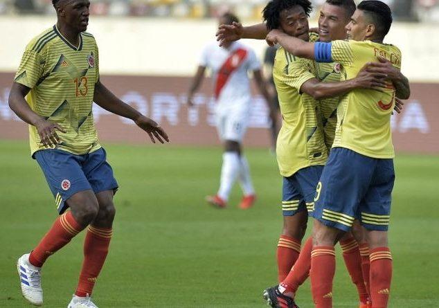 Así quedó el horario de Selección Colombia para sus próximos juegos en eliminatorias