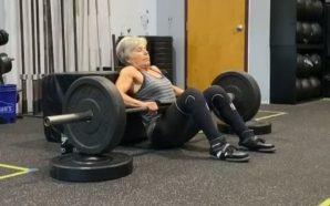 La historia de la anciana de 71 años con récord…