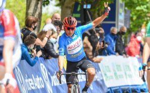 Nairo Quintana se coronó campeón de la Vuelta a Asturias