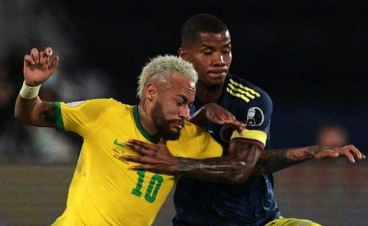 Neymar no pierde oportunidad para ofender a la Selección Colombia, ¡está demostrado!