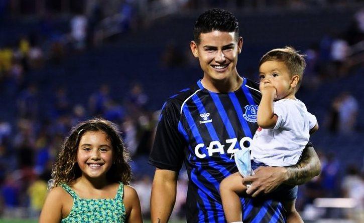 El reinado de los hijos de James Rodríguez estaría por terminar, ¡eso dicen los rumores!